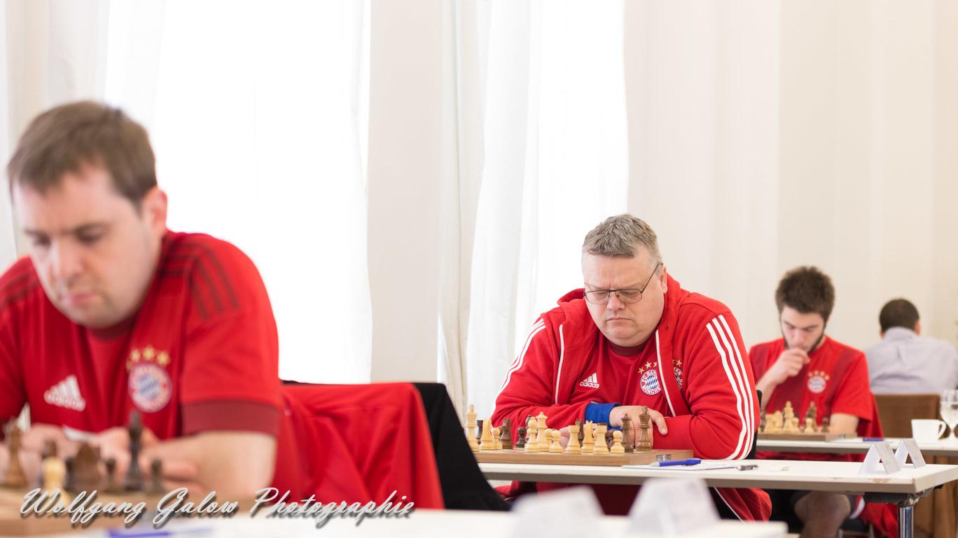 Fotograf In Schachbundesliga 3 2 Spieltag 201516 Fc